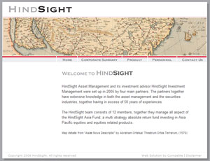 HindSight Website