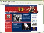 Hong Kong Dragons Website